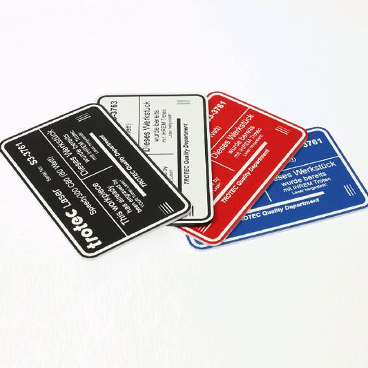 Plaka Etiket Lazer Kazıma