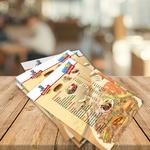 A5 Restoran Broşür